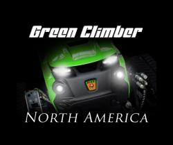 Green Climber of North America